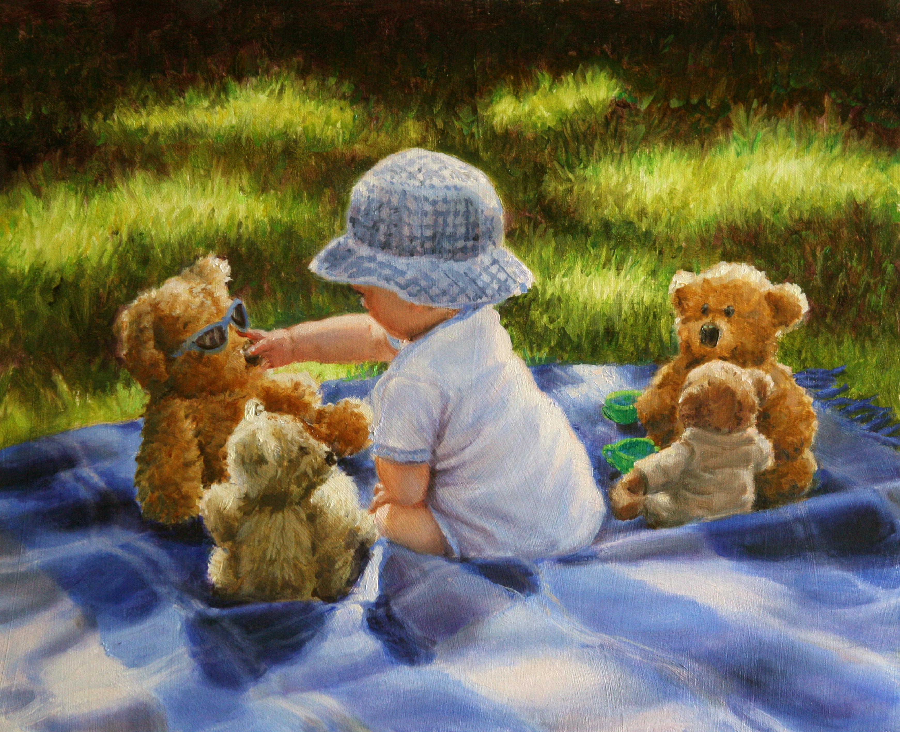 Teddy Bear S Picnic The Teddy Bear Gallery
